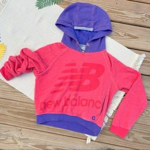 90's Color Block New Balance Essential pullover